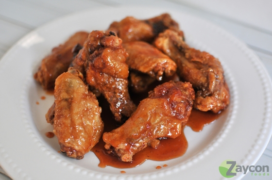 Zaycon Foods chicken wings