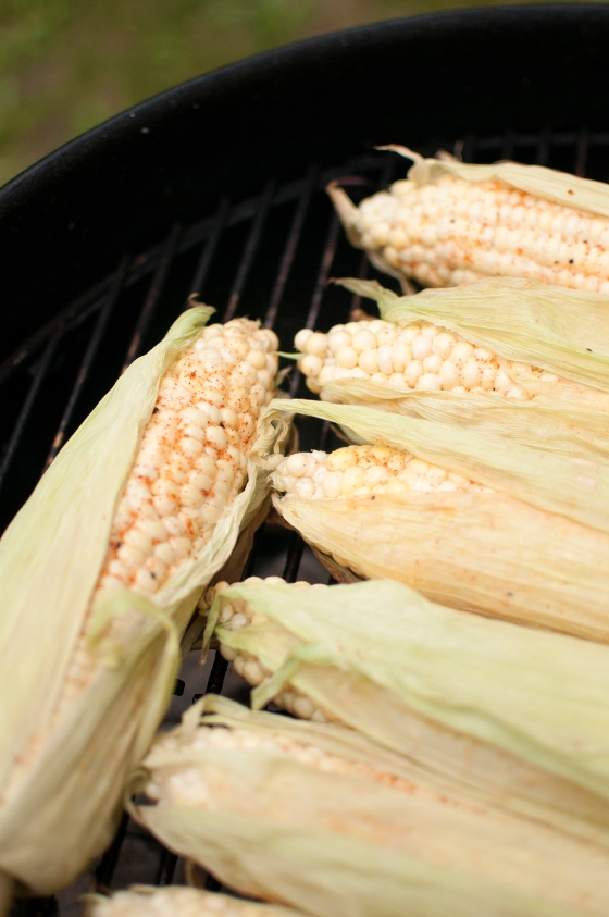 Zaycon Foods- grilled corn on the cob