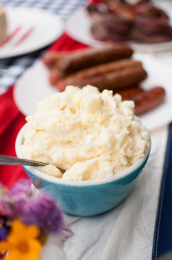 Zaycon Foods- patriotic picnic