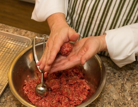 Zaycon foods-meatballs